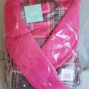 Ulta polar fleece robe